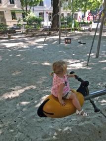 Röcklplatz playground