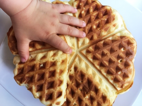 Waffle recipe 5