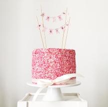 Babshower Sprinkle Cake 07