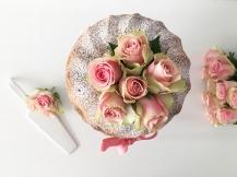 Marmorkuchen Rosen 04