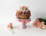 Marmorkuchen Rosen 07