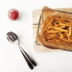Sweet Potato Fries 06