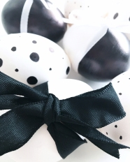 Monochrome Easter Eggs 01