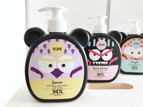 YOPE kids soap 08